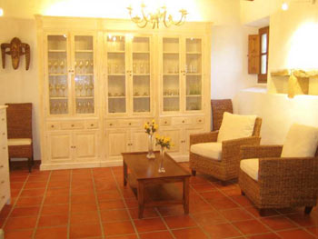 El Turo, another sitting room just off dining room