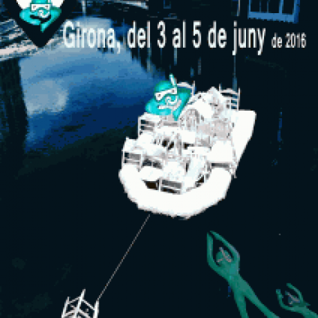Art exhibitions and street performances in Girona from 3rd to 5th Juny
