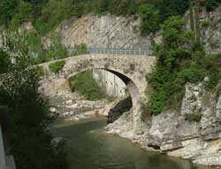 Berga bridge
