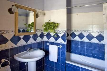 Can Girones, les salles de bains sont jolies